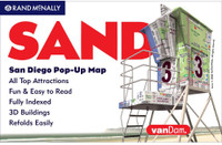 Pop-Up Map: San Diego