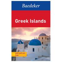 Baedeker Greek Islands Guide