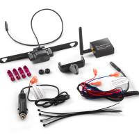 Rand McNally wireless backup camera box contents