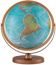 "Atlantis 12"" Desk Globe"