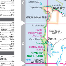 ProSeries Wall Map: Washington State
