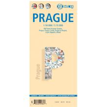 Borch Map: Prague
