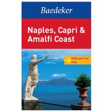 Baedeker Naples, Capri, Amalfi Coast Guide