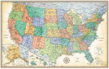 Classic Edition U.S. Wall Maps
