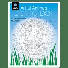 Artful Animals Dot-to-Dot