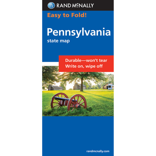 Easy To Fold: Pennsylvania
