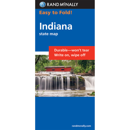 Easy To Fold: Indiana