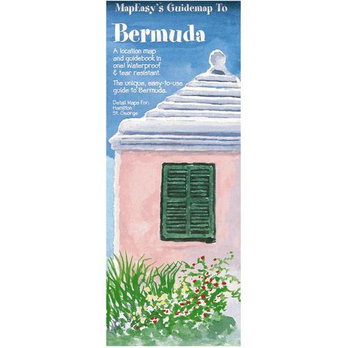 MapEasy's Guidemap: Bermuda