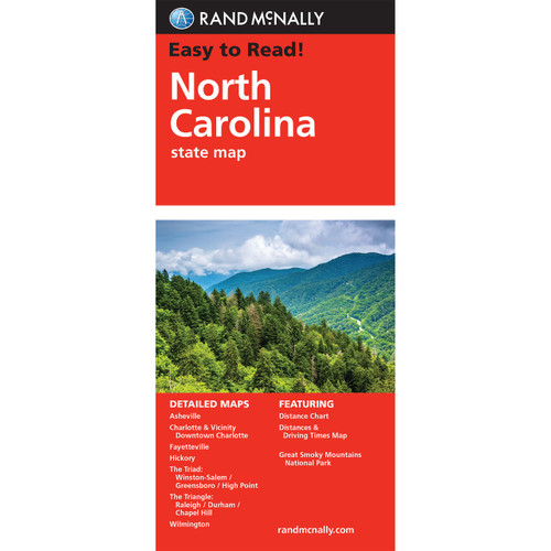 Easy To Read: North Carolina