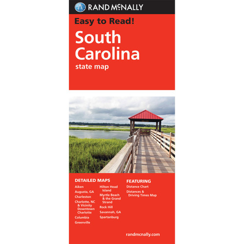 Easy To Read: South Carolina