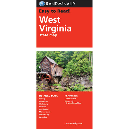 Easy To Read: West Virginia