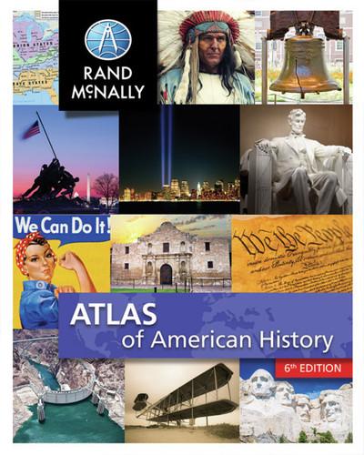 Atlas of American History | Grades 5-12+