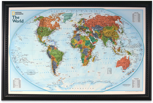 Maps Amp Atlases Wall Maps World Wall Maps Page 1