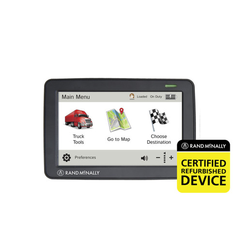 TND 530 Truck GPS - Rand McNally Certified Refurbished Device