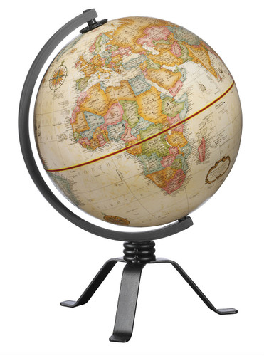 "MacKie 9"" Desk Globe"