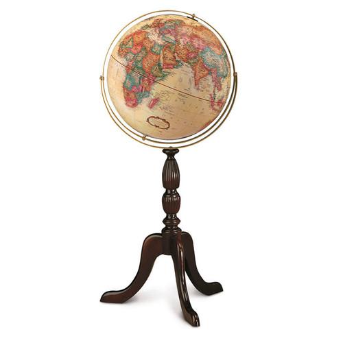"""Cambridge 16"""" Floor Globe"""