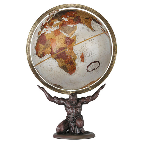 "Atlas 12"" Desk Globe"