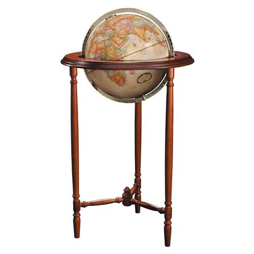 "Saratoga 12"" Floor Globe"