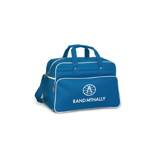 Rand McNally Vintage Weekender Bag