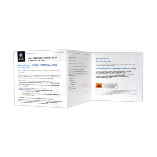 Visor Card