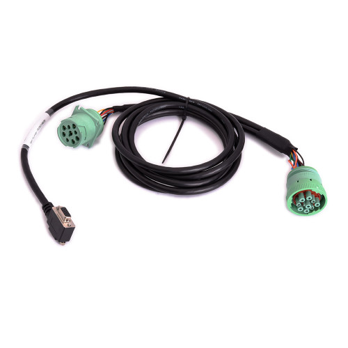 Type 2 Green 9-Pin Y-Cable for DC 200 S