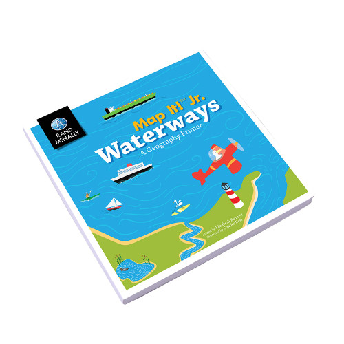 Map It! Jr., Waterways    A Geography Primer