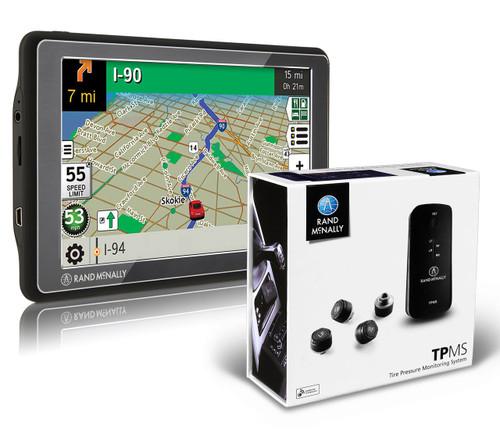 Road Explorer 7 Refurbished GPS + TPMS Bundle
