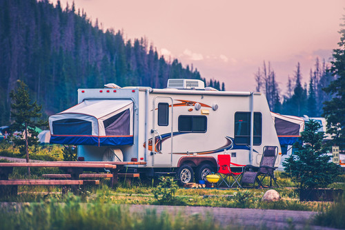 The Perks of Glamping in Your RV
