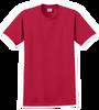G2000B Cherry Red Youth T-Shirt Short Sleeve by Gildan
