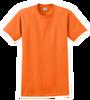 G2000B Safety Orange Youth T-Shirt Short Sleeve by Gildan