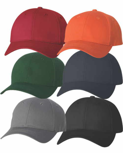 2260 - Twill cap with Velcro Closure by Sportsman