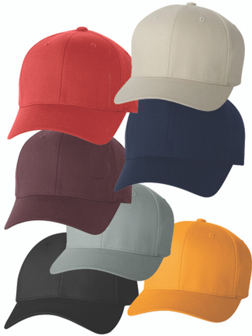 6277 : Structured Twill Cap by Flexfit