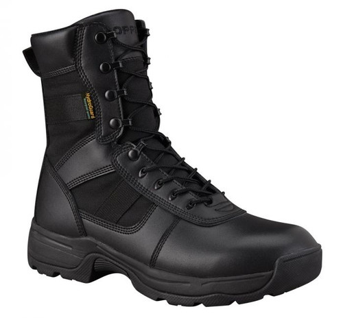 Series 100 8in Waterproof Side Zip Boot by Propper