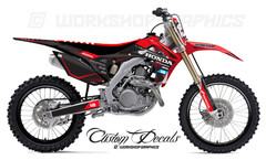 CRF450 MX Graphics