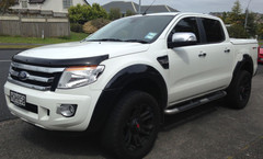 Ford Ranger Before Signage