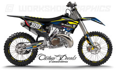 Husqvarna TC-250 MX Graphics