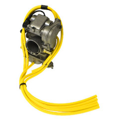 4T - Free Flow Carb Vent Kit Yellow