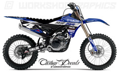 Yamaha YZ250-450 MX Graphics