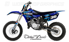 Yamaha YZ85 MX Graphics