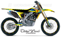 2017 GAS RMZ - Graphics Kit