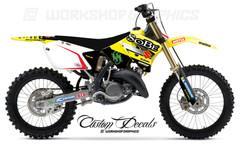 RM125-250 Sobe MX Graphics