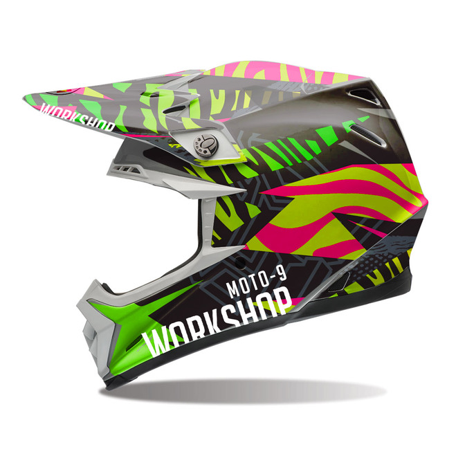 Motion MX Helmet Wrap