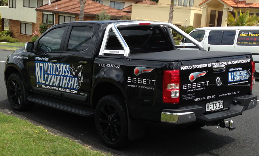 Holden Vehicle Decals