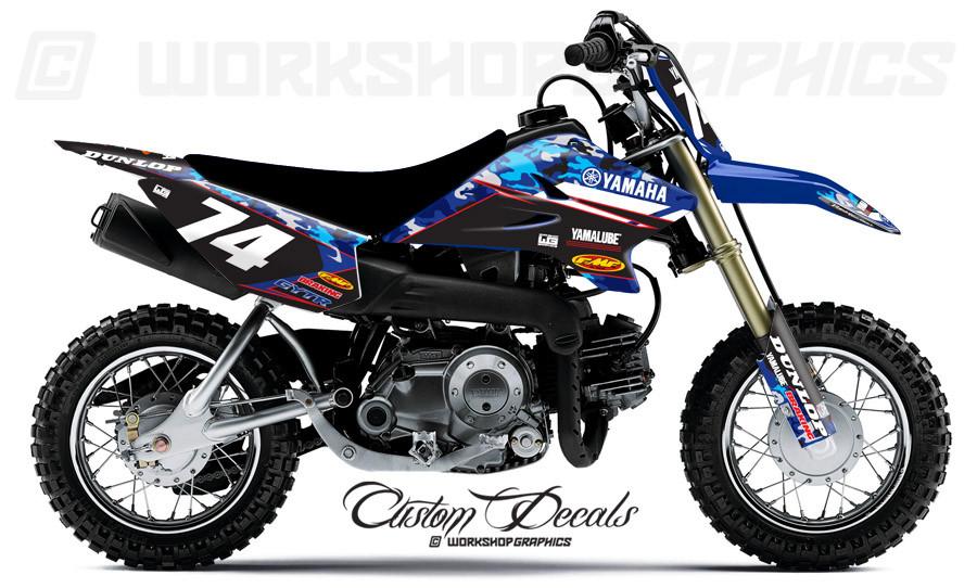 Racestar PW Yamaha Graphics  TTR PW