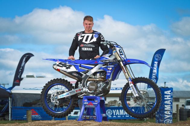 Altherm JCR Yamaha team keen to accelerate into busy season ahead