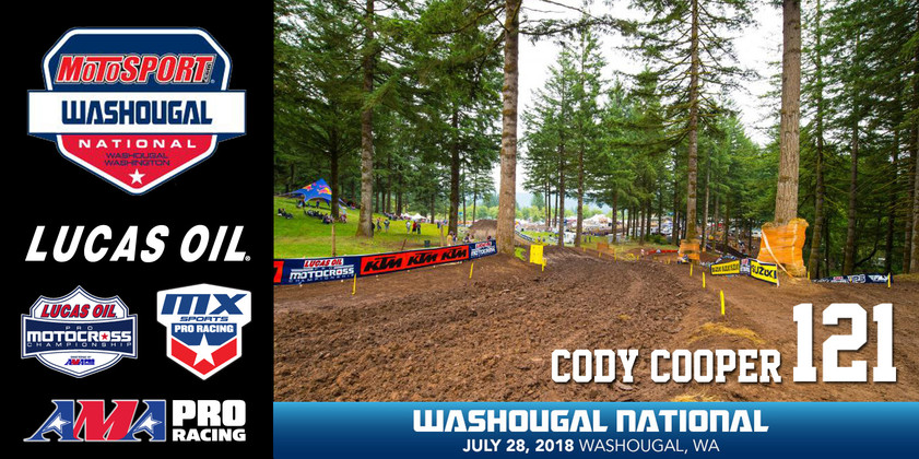 Cody's weekly wind down - Washougal