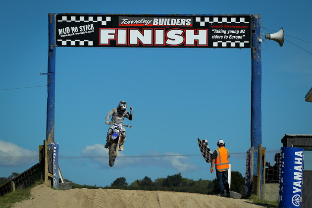 Wins all round for the Altherm JCR Yamaha riders at MX Fest