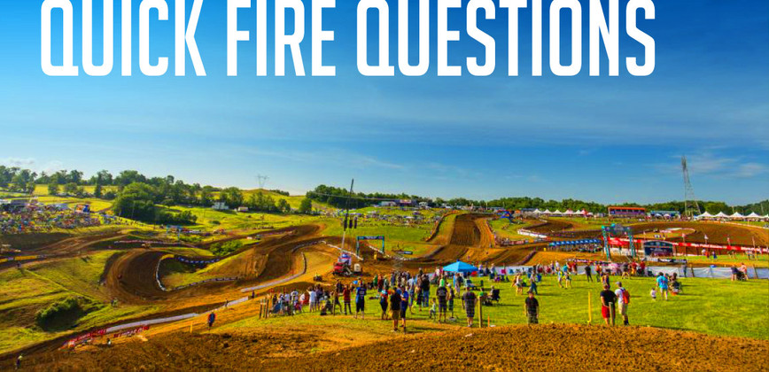 Quick fire with Josh Coppins