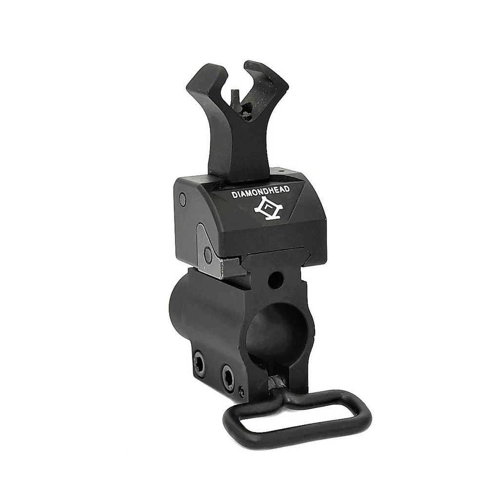 Diamondhead Gas Block Height Sight and Railed Gas Block Bundle