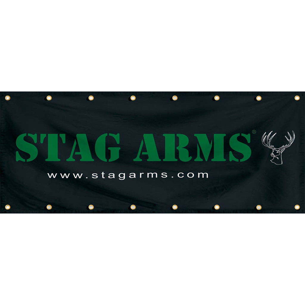 Stag Banner - Large